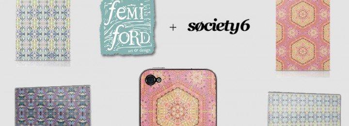 Femi Ford on Society6