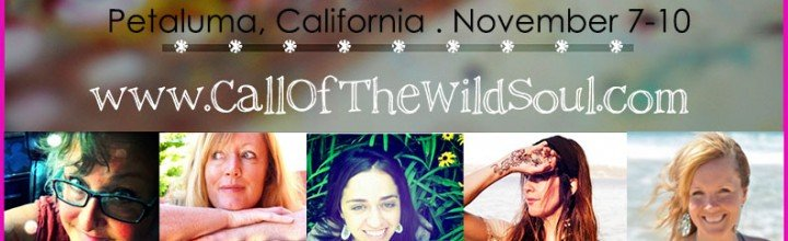 Call of the Wild Soul Art Retreat