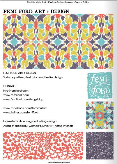 Find New Designers: Femi Ford Art + Design