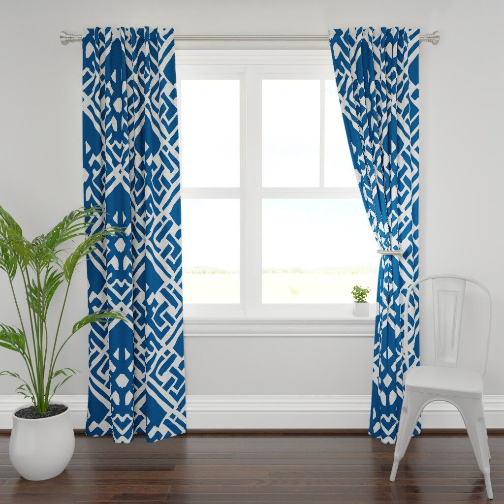 Femi Ford Curtains